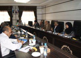 برگزاری جلسه هم اندیشی و هماهنگی اعضای بخش خصوصی شورای گفتگو در اتاق بازرگانی بیرجند