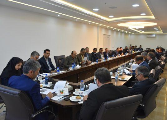 هفدهمین جلسه کمیته کارشناسی :  ارائه پیشنهادات کارشناسی درخصوص راه های دستیابی به بازار فروش محصولات استان