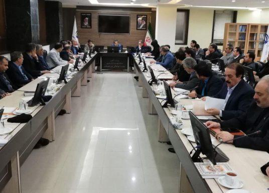 نوزدهمین جلسه شورای گفتگوی دولت و بخش خصوصی خراسان جنوبی