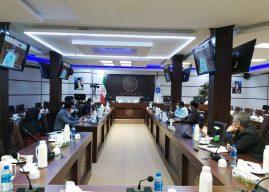 بیست و سومین جلسه کمیته کارشناسی شورای گفتگوی دولت و بخش خصوصی به درخواست خانه معدن استان