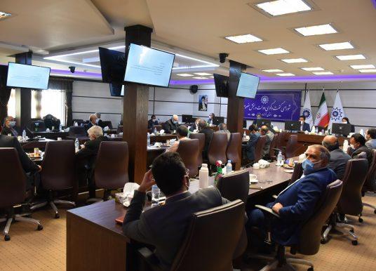 بیست و چهارمین جلسه شورای گفت و گوی دولت و بخش خصوصی خراسان جنوبی