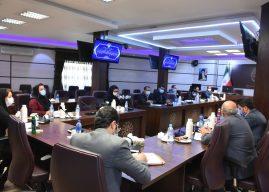 بیست و هفتمین جلسه کمیته کارشناسی شورای گفتگوی دولت و بخش خصوصی استان